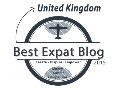 Best Expat Blog for UK in 2015