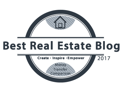Real estate badge