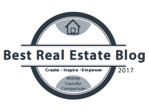 Real estate award badge