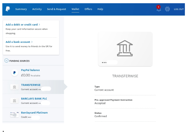 How to Transfer Money from PayPal to TransferWise with Ease